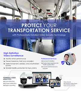 Transportation Sercvice Security Solutions